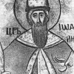 Фреска Новоспасского монастыря