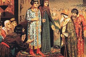 Как на Руси избрали первого Царя из рода Романовых