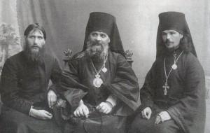 Распутин, Гермоген. Илиодор.