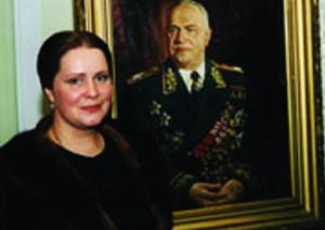 Маршал Жуков и поэт Есенин