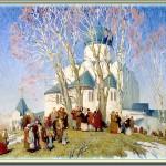 Новые чудеса от Феодотьевской иконы