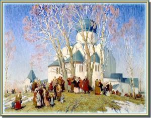 О воскресении России