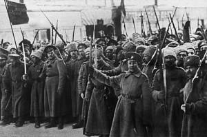 Ôåâðàëüñêàÿ ðåâîëþöèÿ, 1917 ãîä