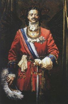 Петр I и православие