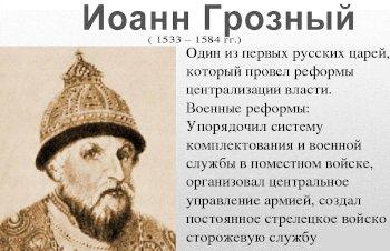 Грозный царь Иоанн