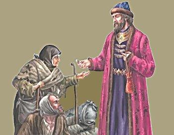Как царь Алексей Михайлович встречал Рождество