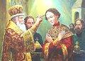 Какое значение имело помазание царей