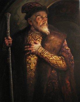 Предательство Грозного царя