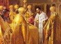 Священный союз Патриарха и Царя