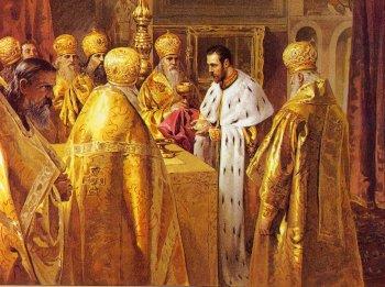 Союз царя и патриарха